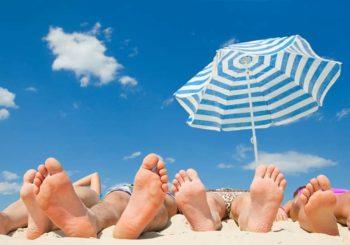 Congés d'été en juillet et août